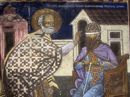 sv Nikola leci