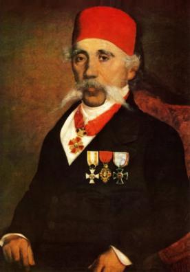 Vuk_Stefanovic_Karadzic_(1787-1864)_odeljak_Lingvisti