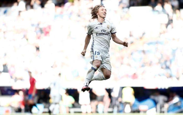 Real Madrid v Osasuna: La Liga